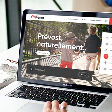 Site Web municipal